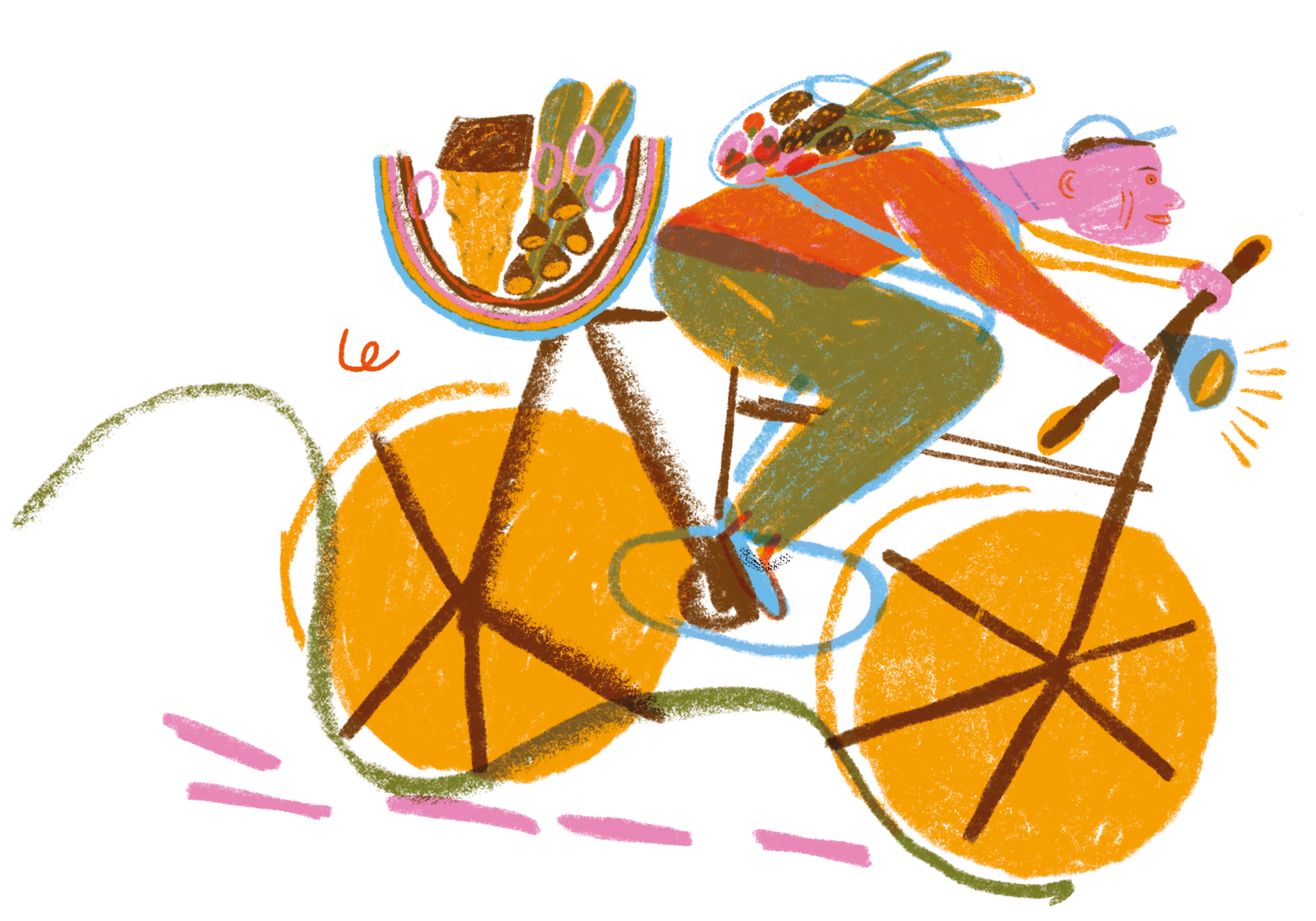 bici prodotti colli