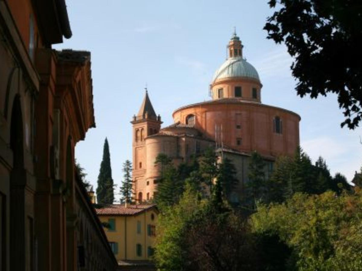 修道院,修道院,聖所 - 聖盧卡聖所