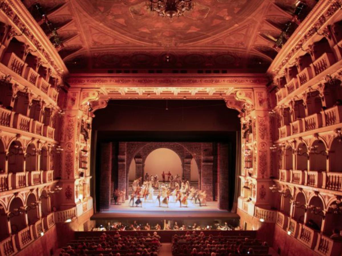 歷史劇院 - 博洛尼亞劇院