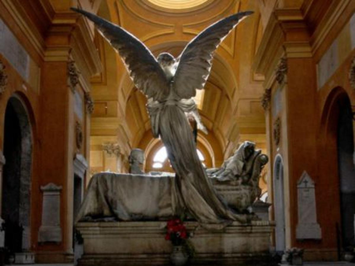 紀念紀念碑-歷史悠久的紀念性公墓Certosa di Bologna