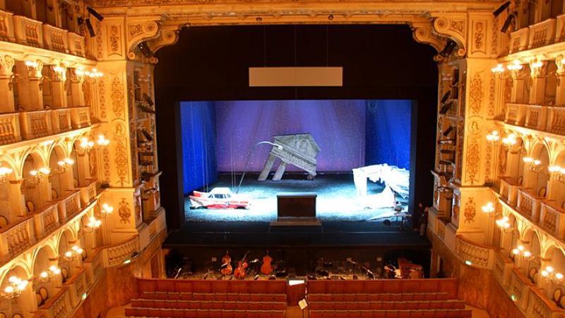Theatre - Municipal Theatre of Bologna