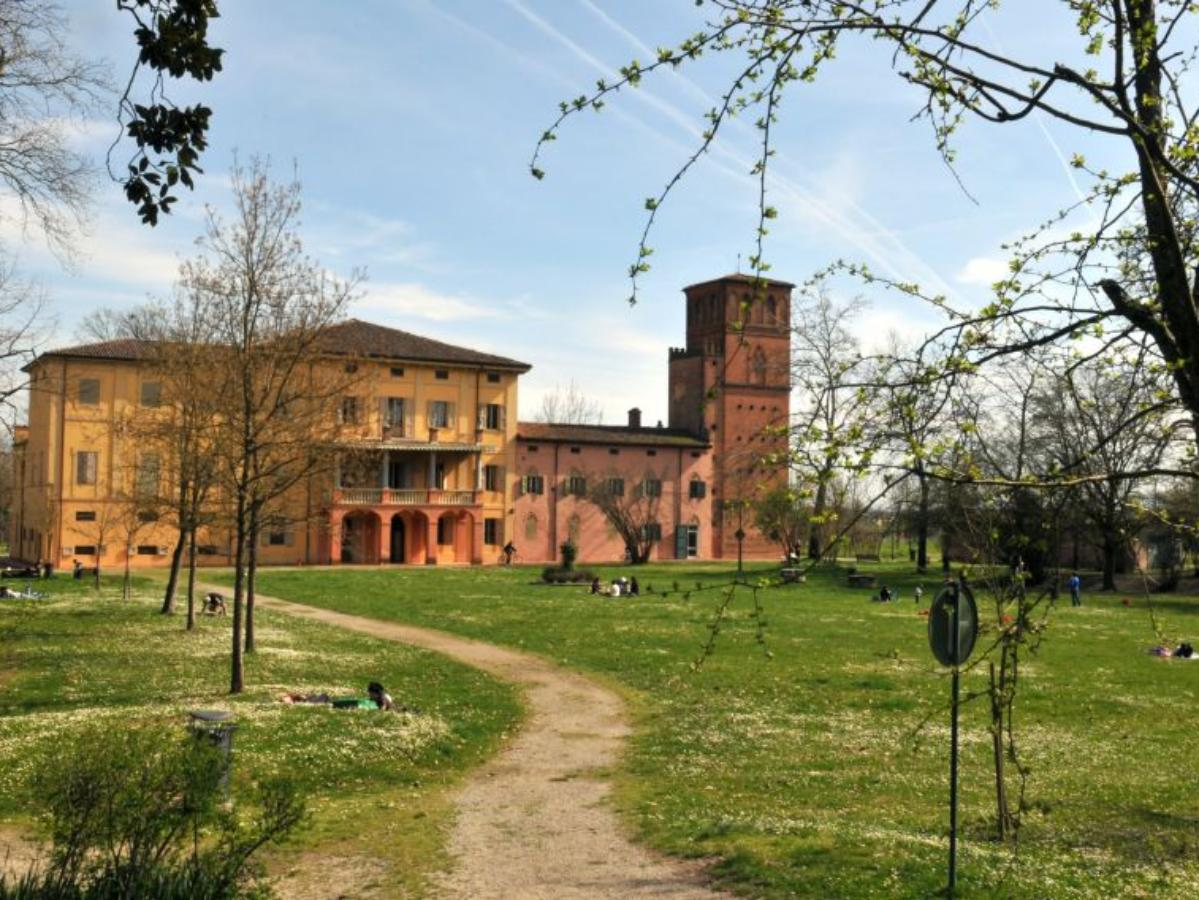 The Museum of peasant farming culture - The park