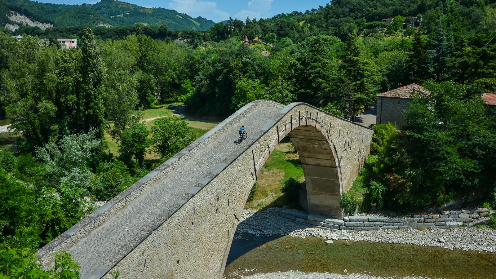 The Santerno valley