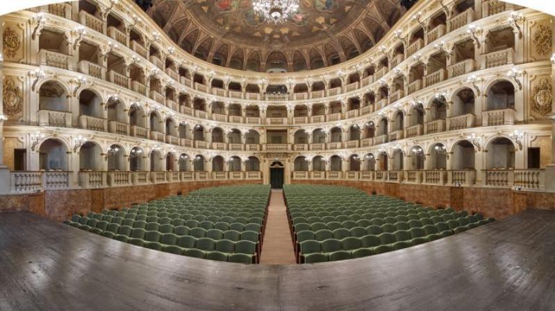 Teatri storici - Teatro Comunale di Bologna