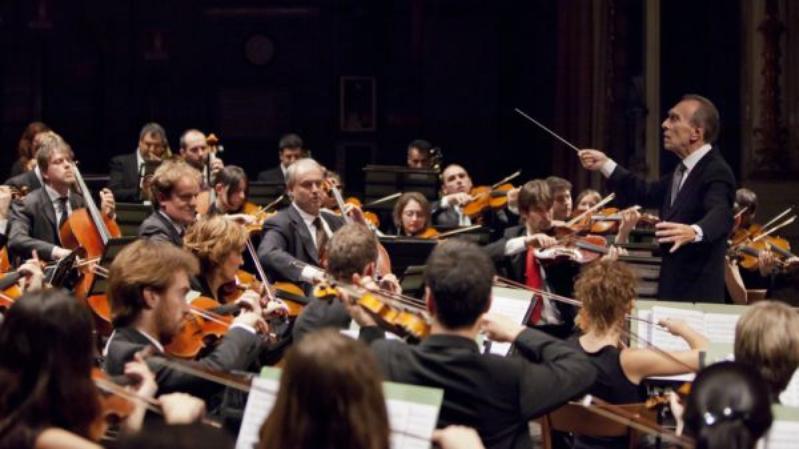 Music - Claudio Abbado Orchestra Mozart - Photo Marco Caselli Nirmal