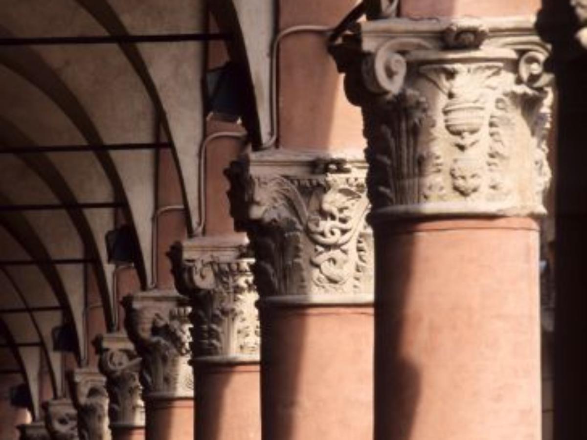 Arches, doors, walls, porticos