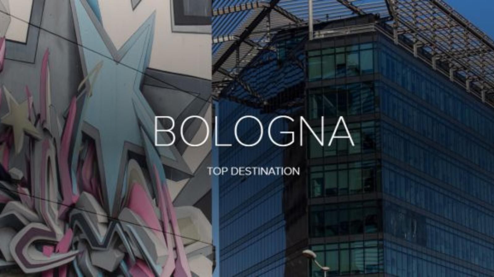 Bologna Top Destination in 2018