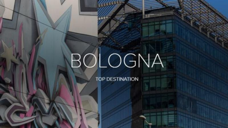 Bologna Top Destination in 2018