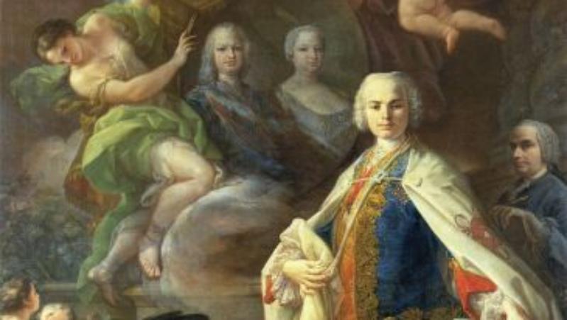 Musei - Ritratto di Carlo Broschi detto il Farinelli