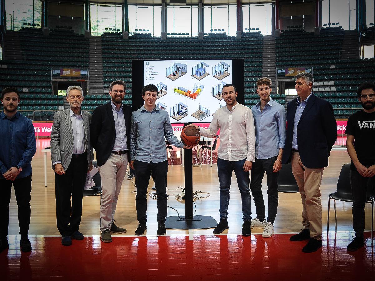 I vincitori del Concorso di Idee per il nuovo Museo del Basket