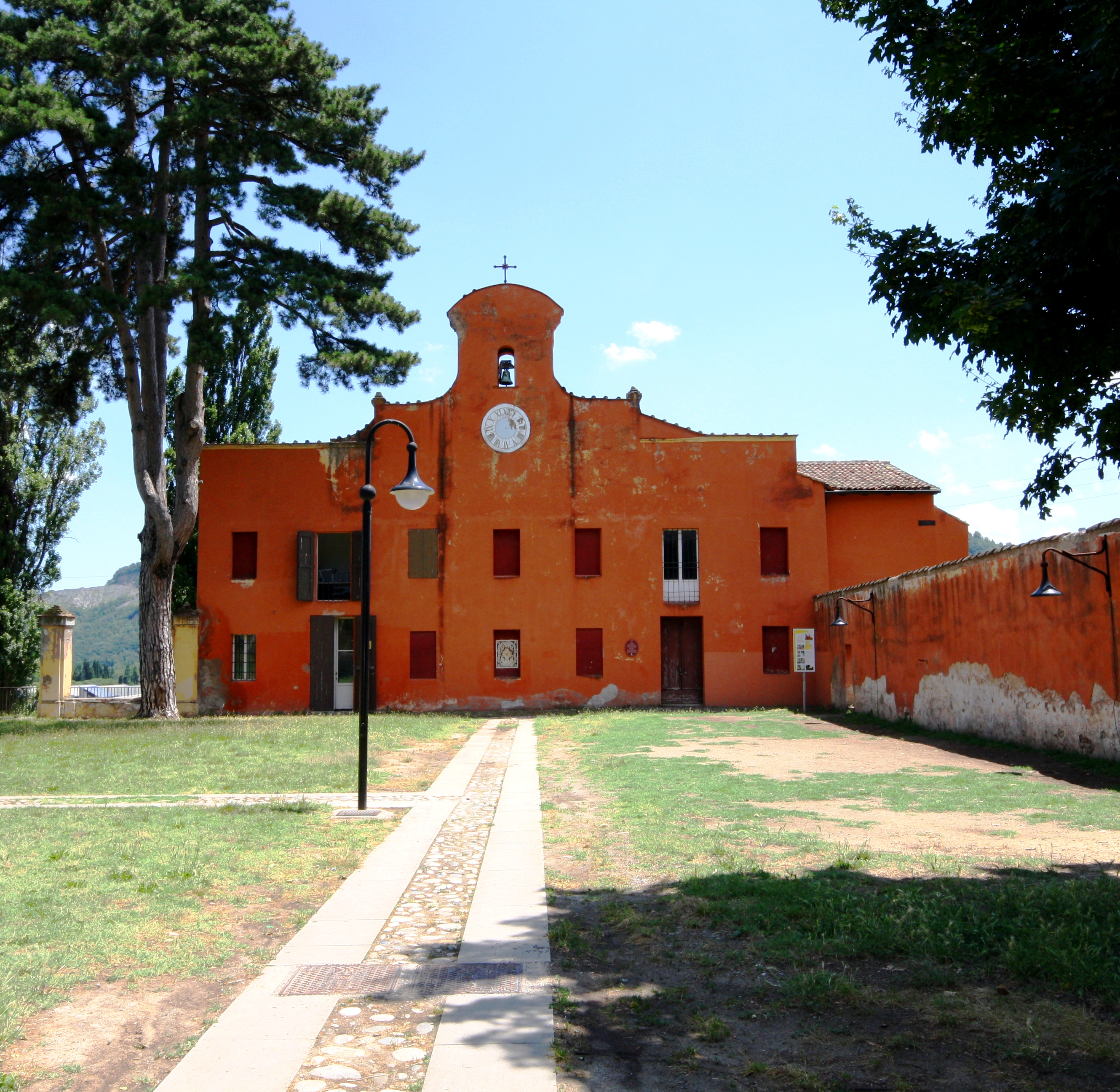 Colle Ameno village