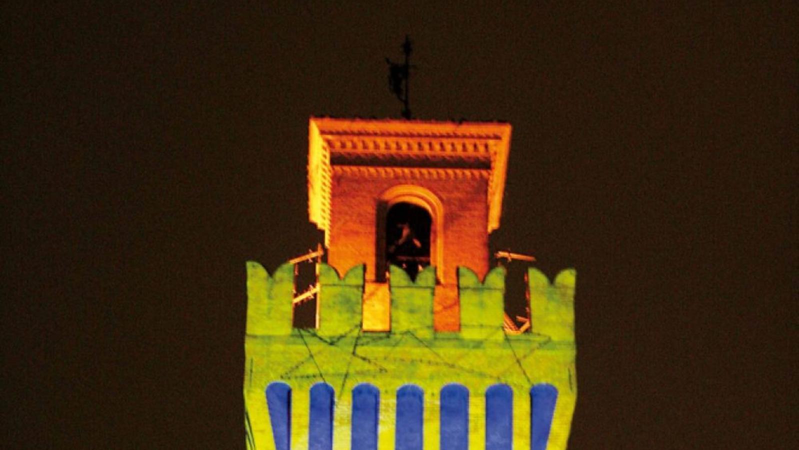 Castel San Pietro Terme - The Bell Tower