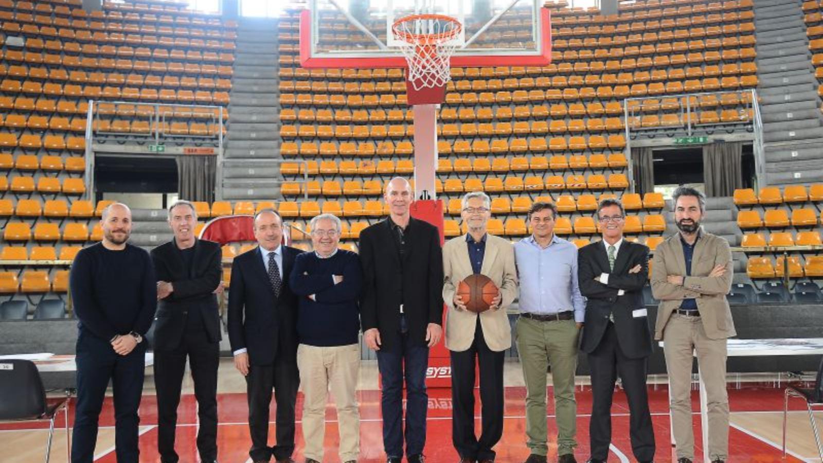 Scelte le migliori idee per la progettazione del Museo Nazionale del Basket