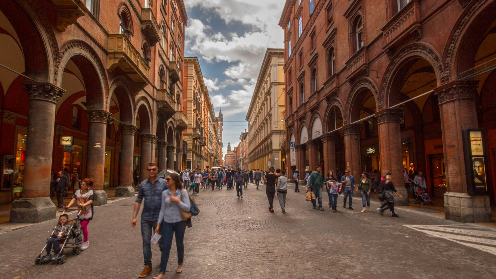 Bologna Welcome CC BY 4.0