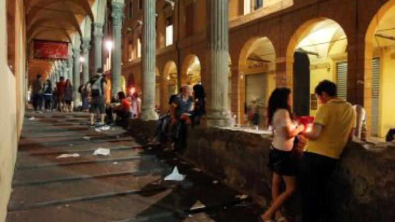 Piazze, logge, vie storiche