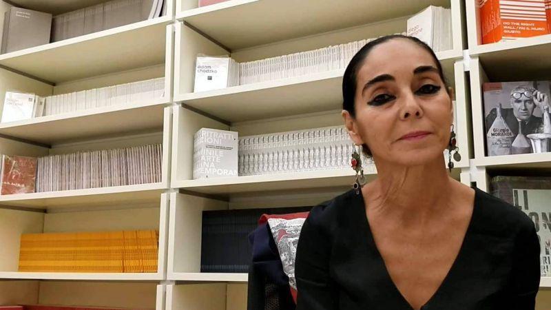 L'artista iraniana Shirin Neshat